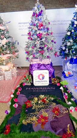 christmas in Tahiti