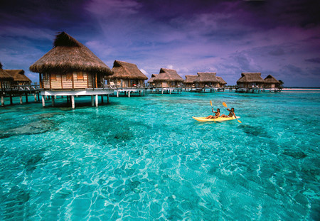 Honeymoon Resort Tahiti