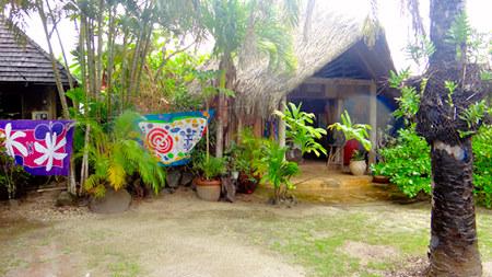 Bora Bora art gallery