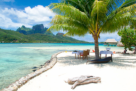 Tahiti Honeymoon package
