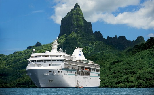 Paul Gauguin Cruise Bora Bora