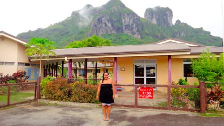 Bora Bora school