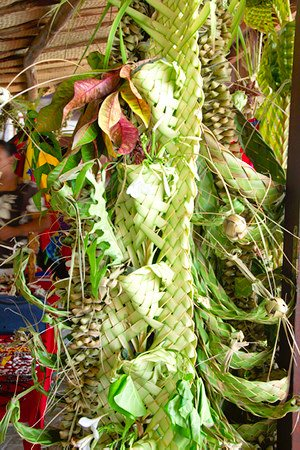 Christmas Sofitel Bora Bora