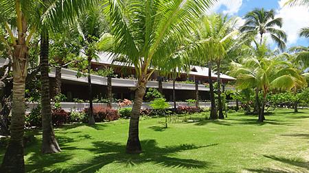 Hilton Bora Bora Lagoon View Suite