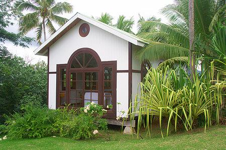 Hilton Bora Bora's Chapel