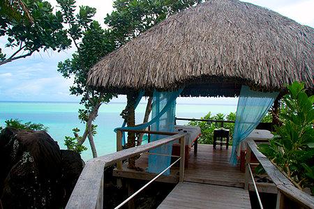 Hilton Bora Bora Hina Spa