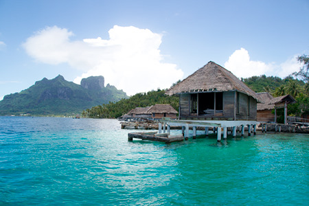 Closed Hotel Bora Bora