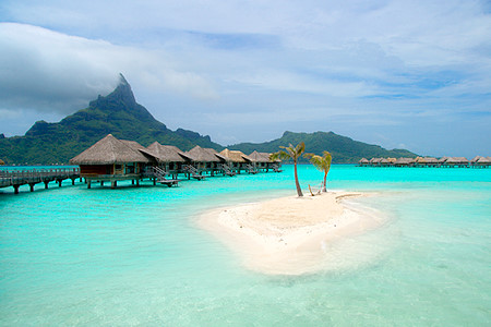 Intercontinental Bora Bora Thalasso Resort