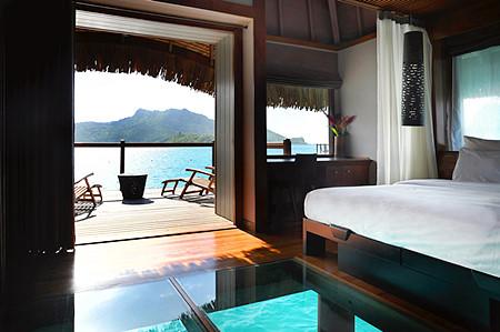 Bora Bora Le Meridien Overwater Bungalows Offer Great Value