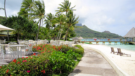 Intercontinental Le MoanaBora Bora