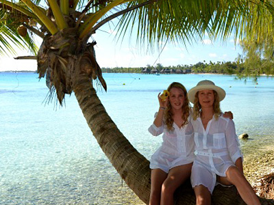 what to take to Bora Bora-sun shirts
