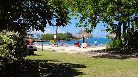 Tahiti view