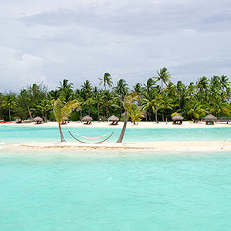 Bora Bora summer weather