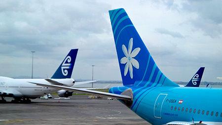 Tahiti airfares