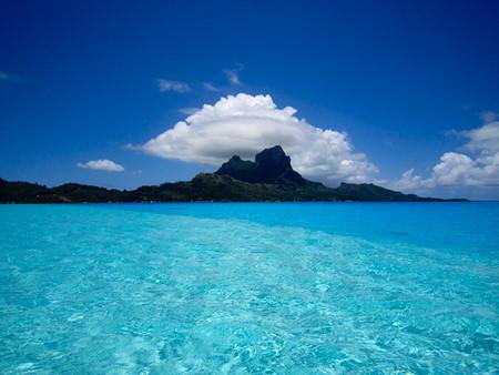 Tahiti rainbow