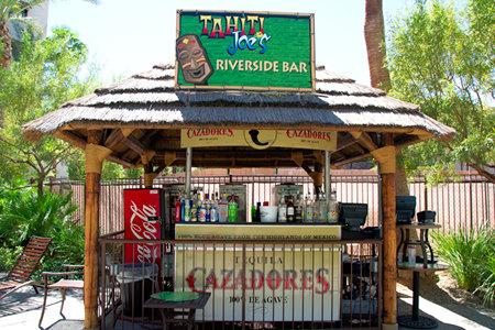 Tahiti village resort Las Vegas Tahiti Joes