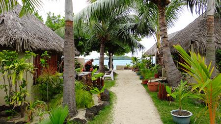 Village Temanuata Bora Bora