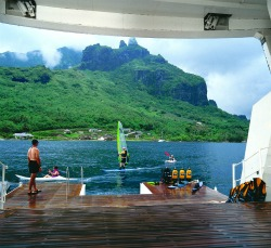 Water sports marina