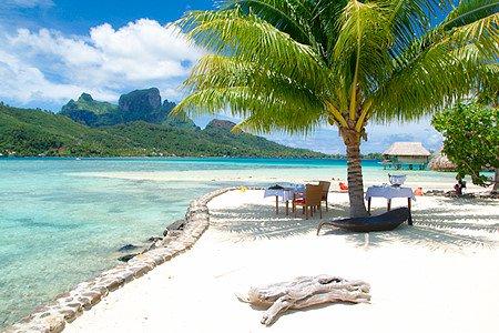 Tahiti Honeymoon package