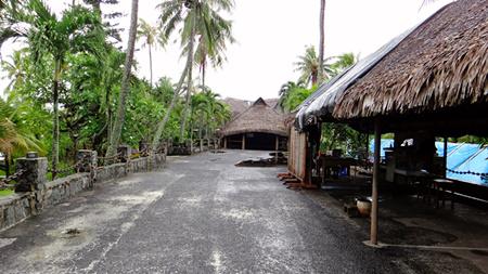 Closed Hotel Bora Bora
