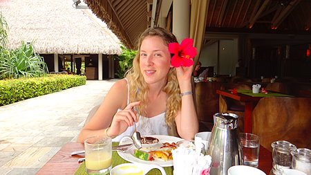 Intercontinental Bora Bora Thalasso Resort Dining
