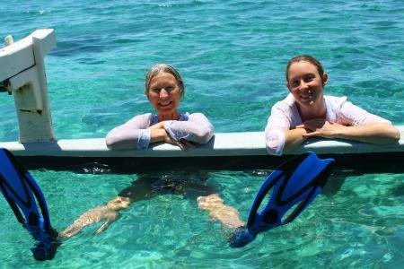 Bora Bora travel postcard