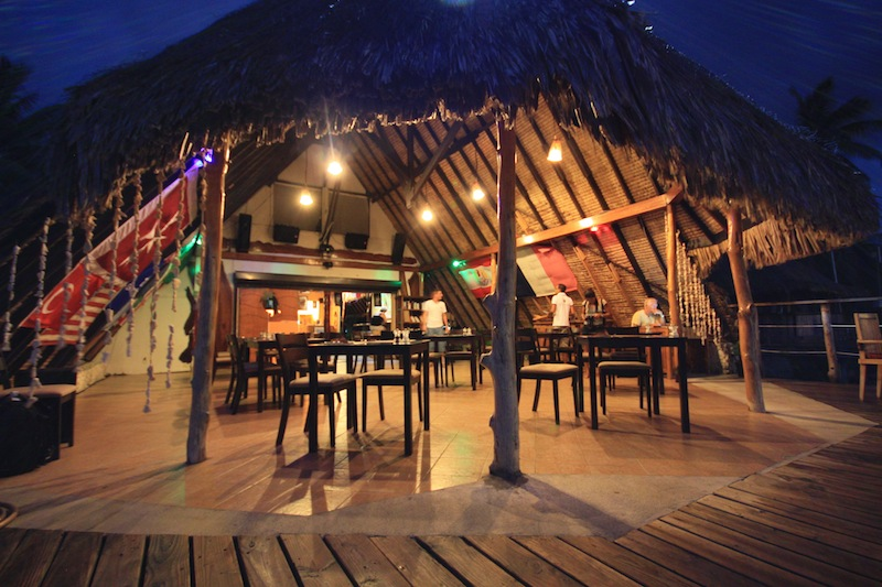 Bora Bora Yacht Club Restaurant Best Restaurant In Bora Bora