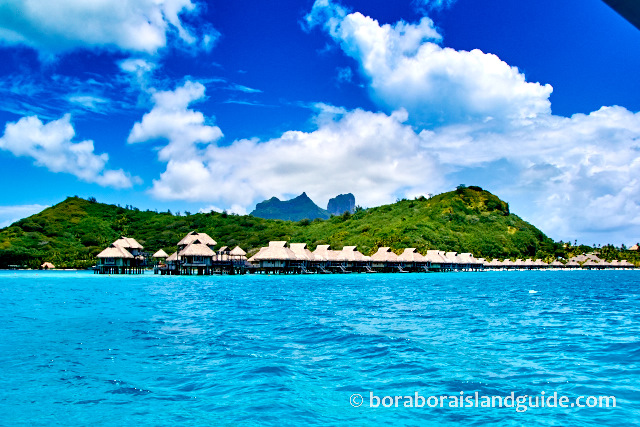 Hilton Bora Bora Over Water Bungalows