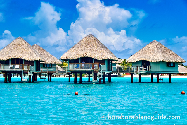 Le Merin Overwater Bungalows