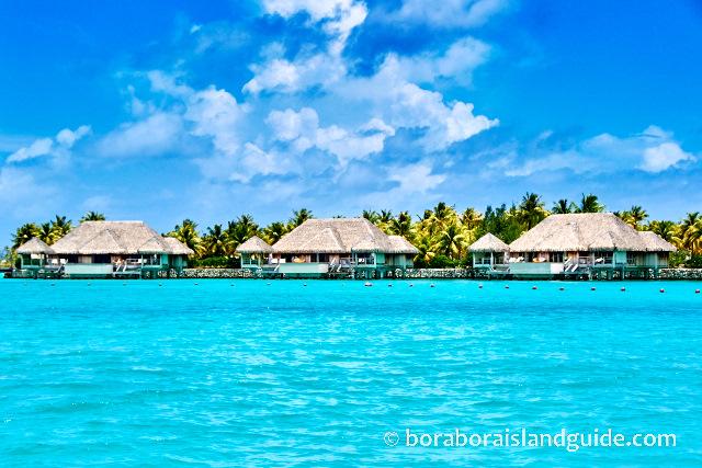 Bora Bora Island Best Hotel