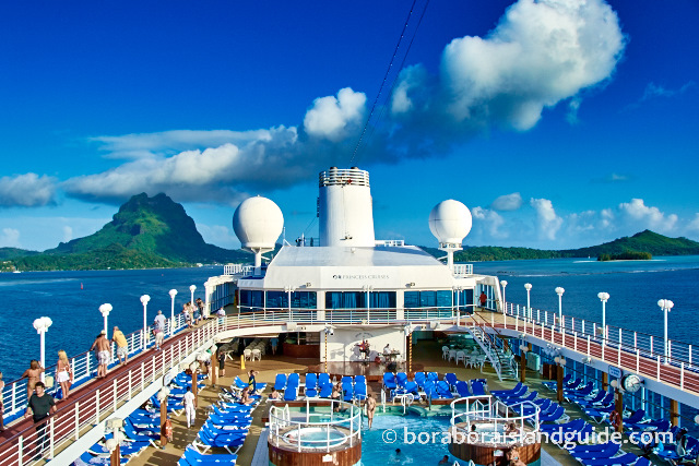 Tahiti Cruises Tahiti Cruise Ships Give The Best Allinclusive - Cruise to tahiti