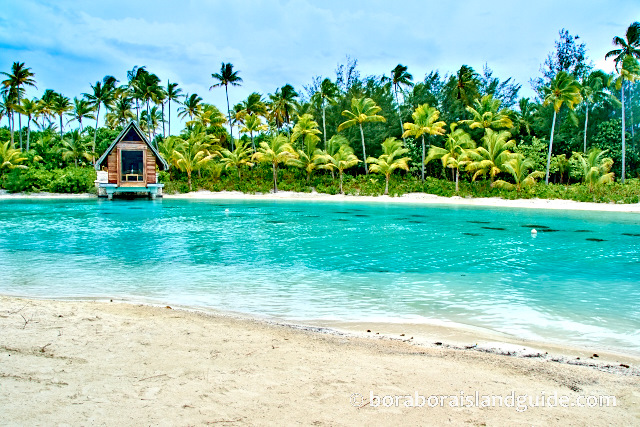Bora Weddings In Tahiti