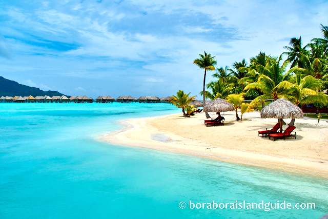 Bora Bora beach Intercontinental Resort