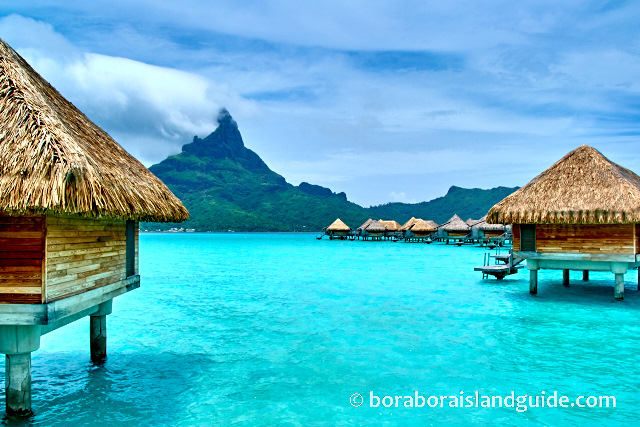 Merveilleux Bora Bora Over Water Bungalows
