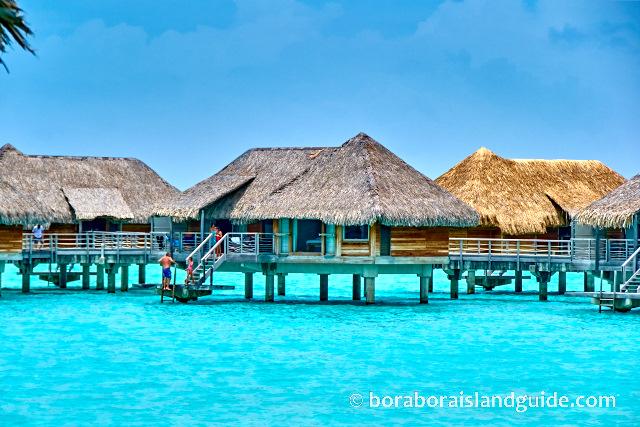 Bora Bora Resorts With Overwater Bungalows