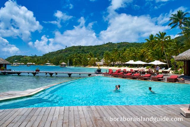 Sofitel Private Island Bora Bora Restaurant