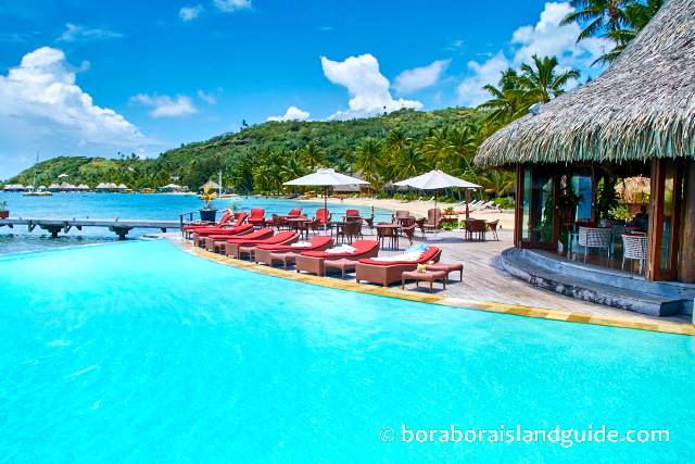Explore Bora Sofitel Resort The Pool At Marara Beach
