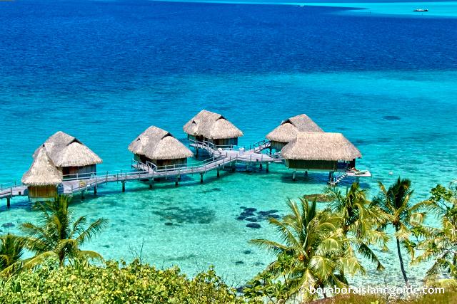Island Luxury Bungalow Over Water