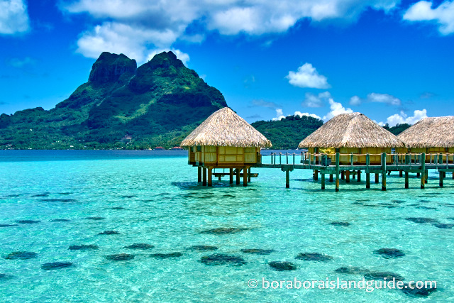 Bora Bora Pearl Beach Overwater Bungalows