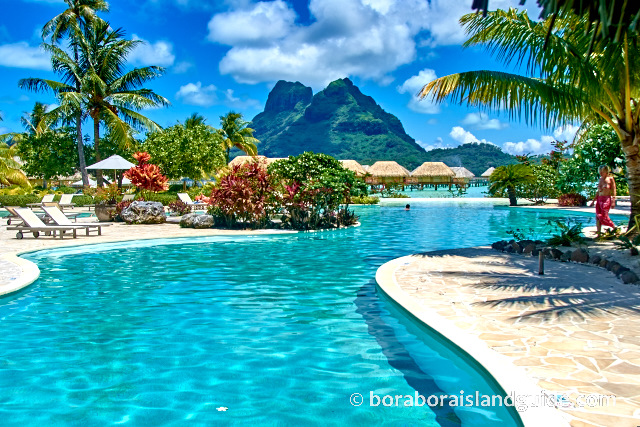 Hawaii Islands Bora Bora Style