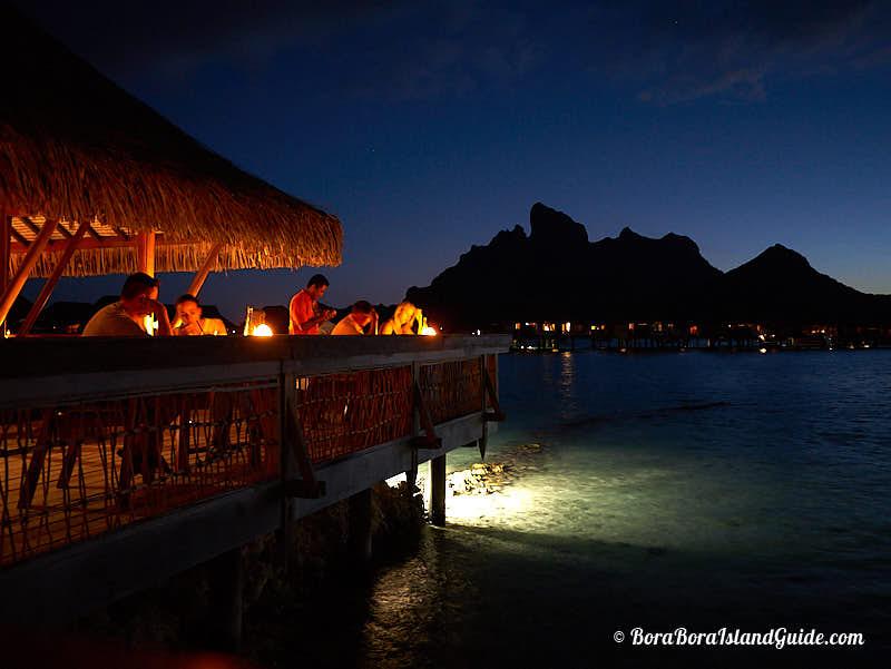 What To Do In Bora Bora At Night