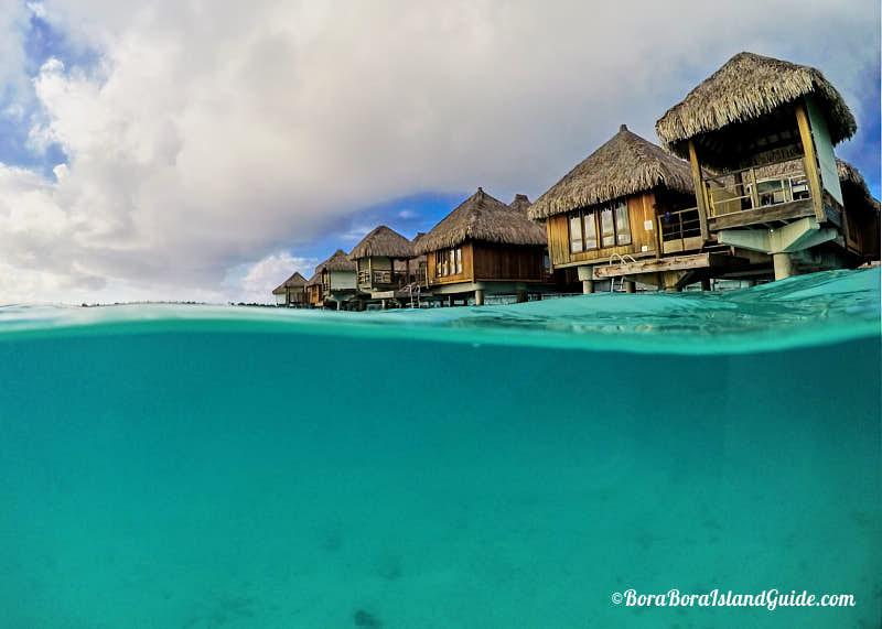St Regis Bora Bora Vs Bora Bora Four Seasons Bungalows