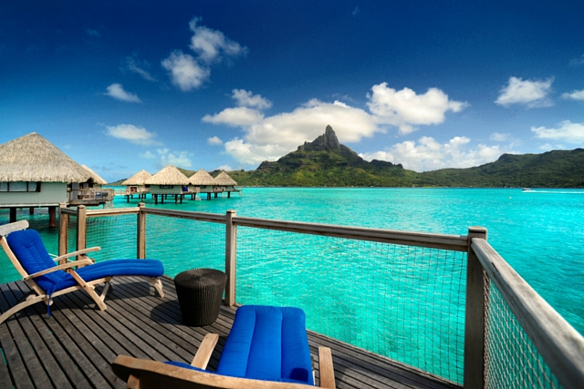Bora bora le meridien overwater bungalows offer great value for What to buy in bora bora
