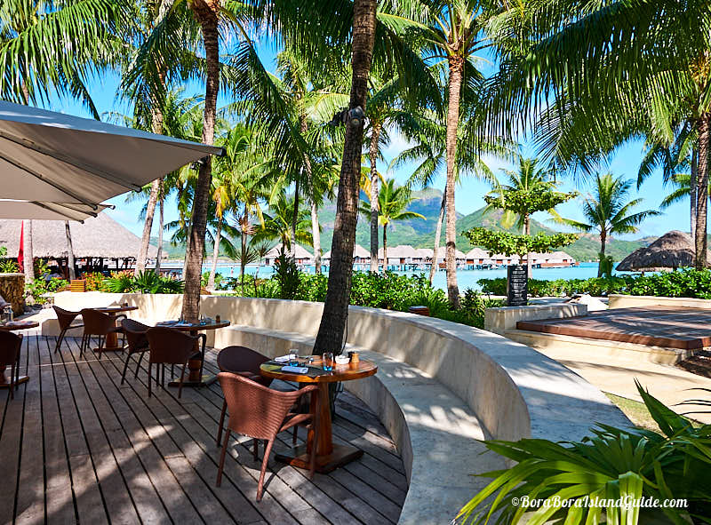 Between 6 30am And 11am Tere Nui Is Wide Open For Breakfast It Offers An Eye Pleasing Cosmopolitan Buffet Spread Of Carefully Prepared Multiple Choices To