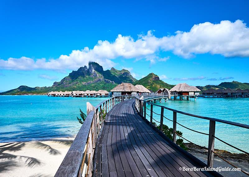 Four Seasons Bora Bora Overwater Bungalow