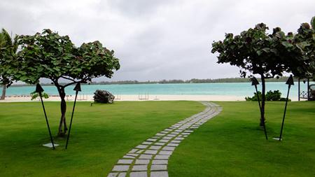 St Regis Bora Bora wedding location