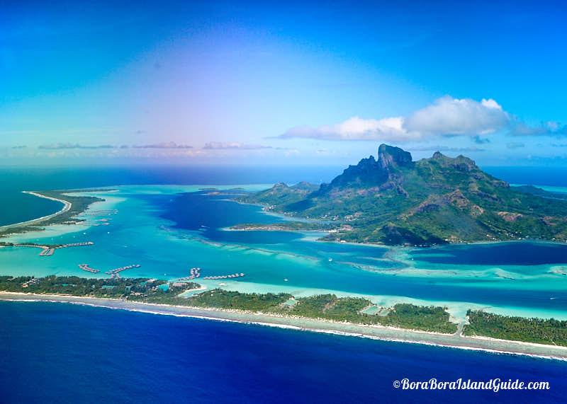 Where Is Bora Bora And The Society Islands
