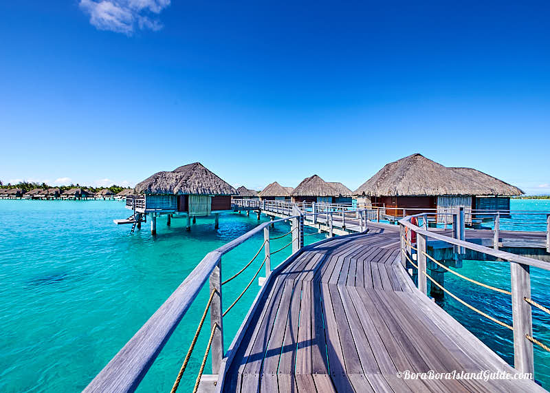 Top 10 Things To Do In Bora Bora