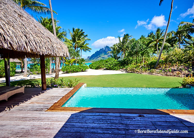 Royal Estate St Regis Bora Bora