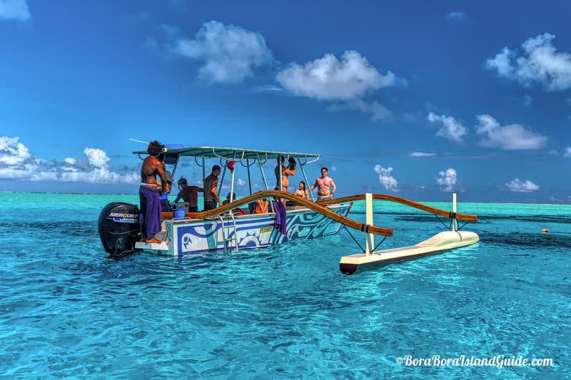 Bora Bora Lagoon Tours Best Tours Of The Lagoon